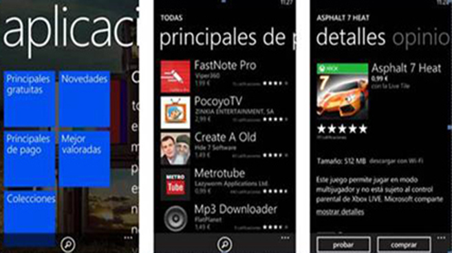 Movistar Windows Phone