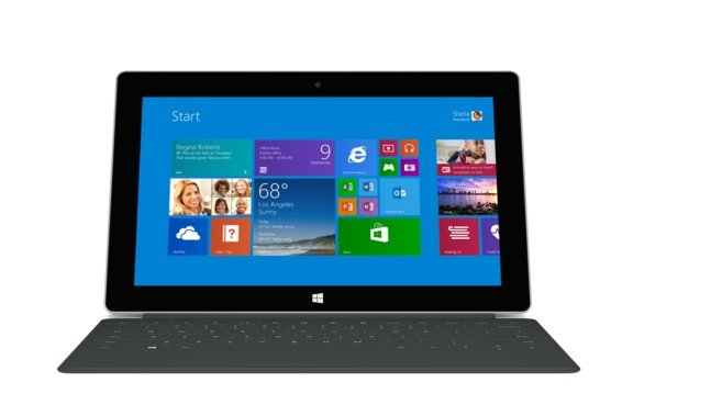 Surface 2 frontal