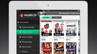 Wuaki tv iPad 4K UHD