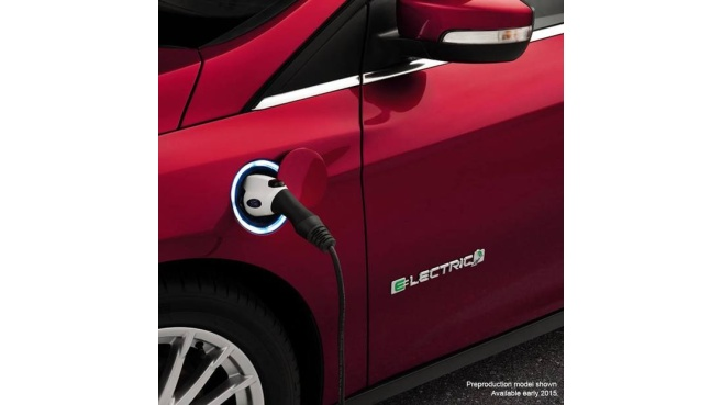 Ford coches electricos
