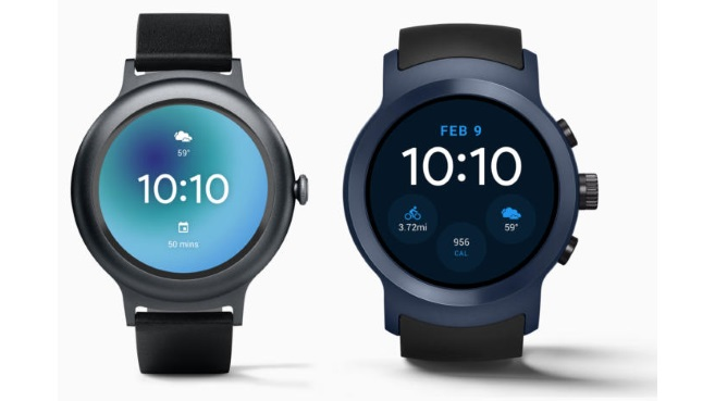 LG G Watch nuevos con Android Wear 2