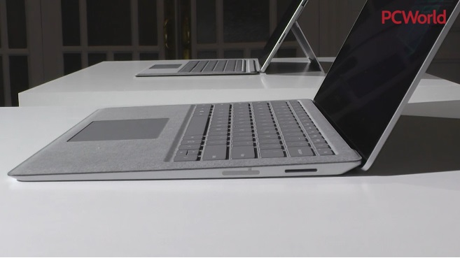 Novedades de Surface Pro y Surface Laptop