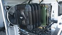 Cooler y CPU en Gaming PC