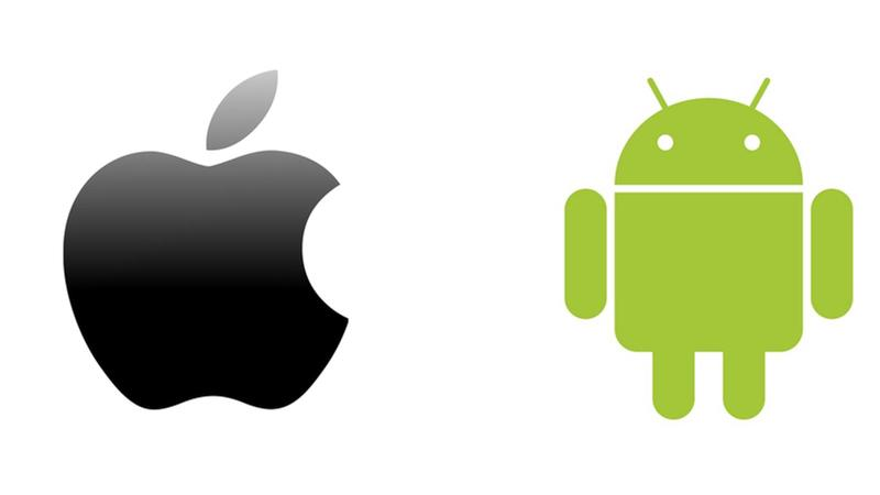 iphone v android cuota de mercado