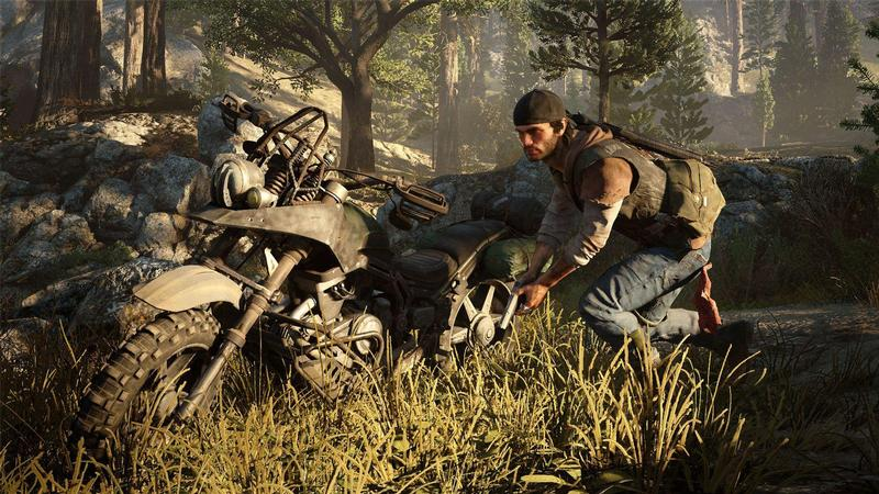 days gone juego