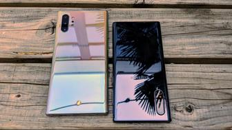 Comparativa: Samsung Galaxy Note 10 vs Samsung Galaxy Note 10+