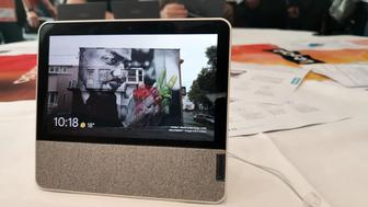 Lenovo presenta dos Smart Tab y una Smart Display con Google Assistant