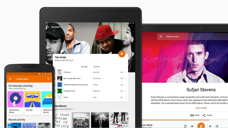 google music play gratis