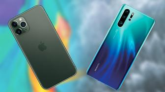 Comparativa: iPhone 11 Pro vs Huawei P30 Pro
