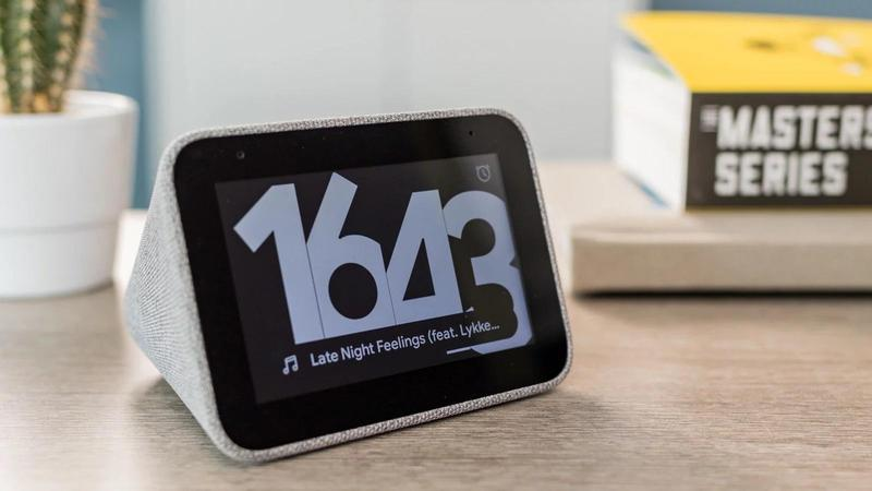 lenovo smart clock review 8