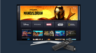 Cómo ver Disney Plus en Amazon Fire TV o en tablets Amazon