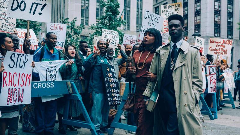 Imagen: When They See Us (Facebook)