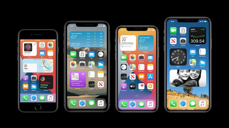 ios 14 android