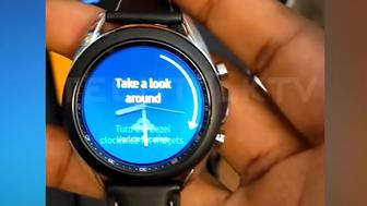 Se filtra un vídeo del Samsung Galaxy Watch 3