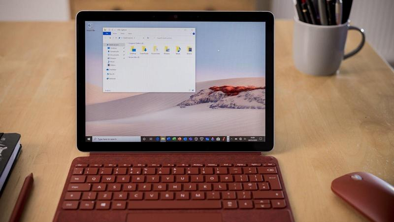surface go 2 frontal