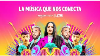 Amazon Music LAT!N rinde homenaje al género musical latino