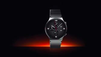 Huawei Watch GT 2 Porsche Design: el reloj más exclusivo de la marca