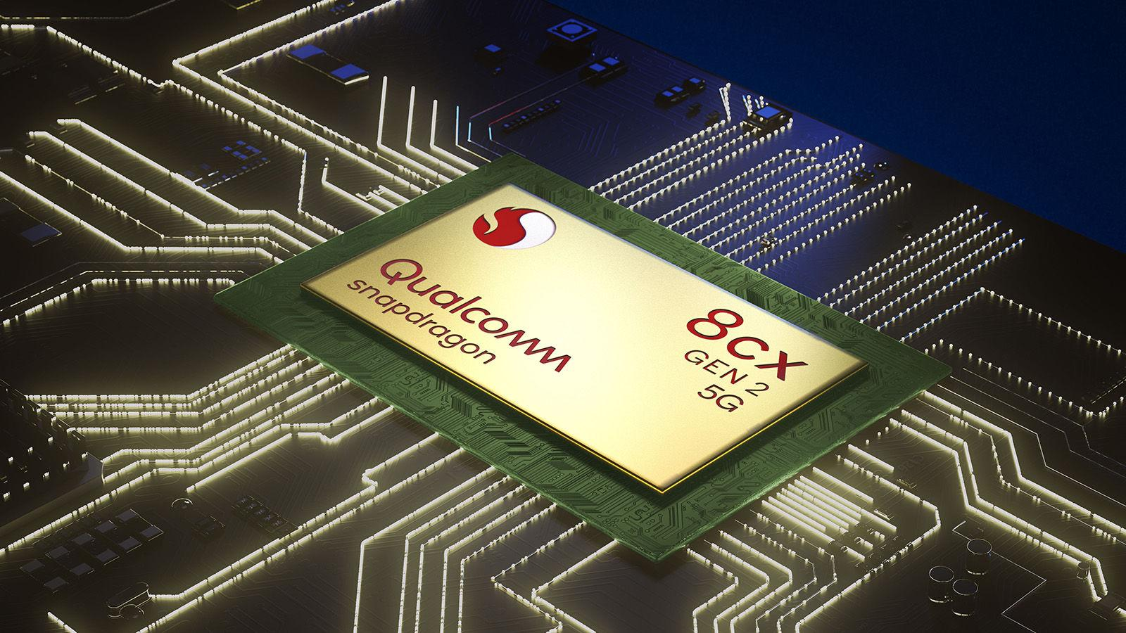 Qualcomm Snapdragon 8cx Gen 2 5G