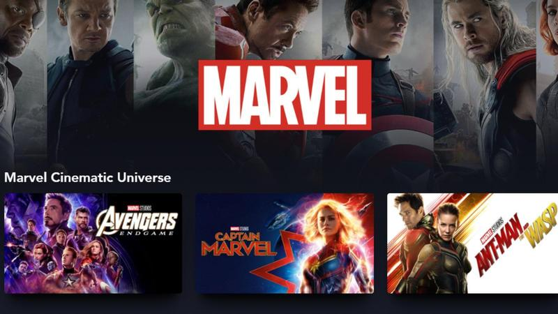 marvel disney plus
