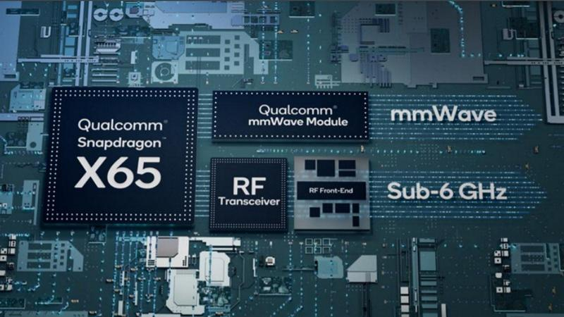 qualcomm chip snapdragon x65
