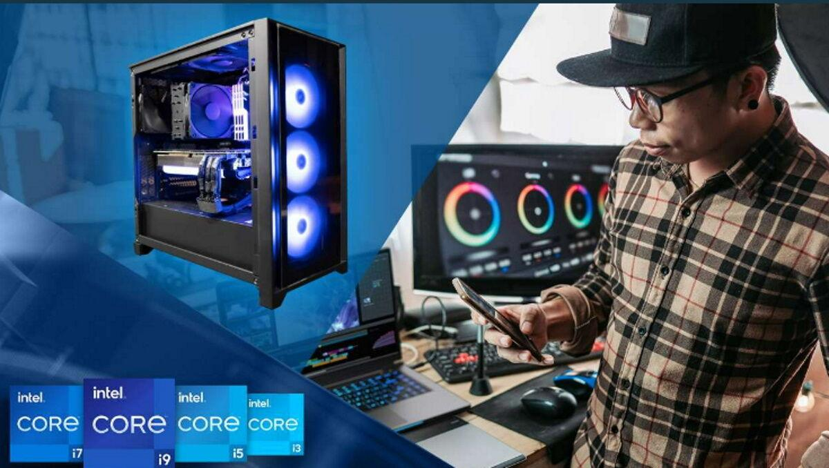 Intel ordenador gaming