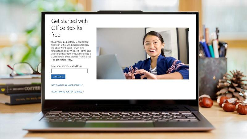 can students get office 365 for free