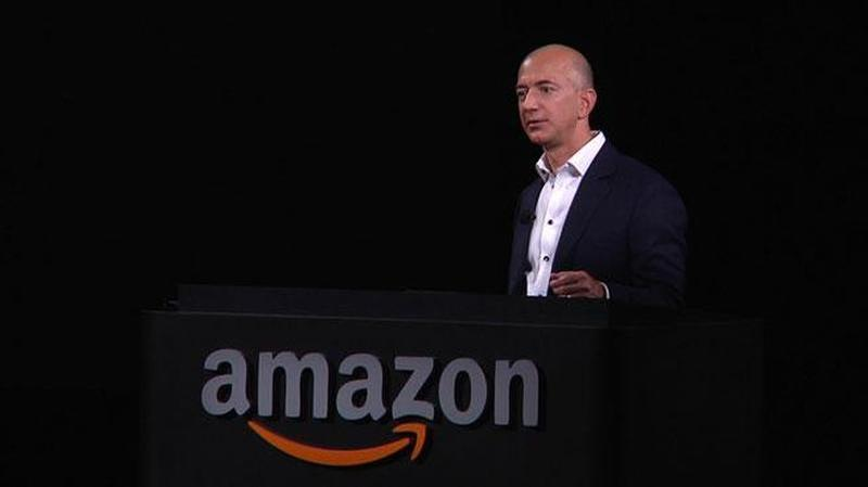 JeffBezos Amazon