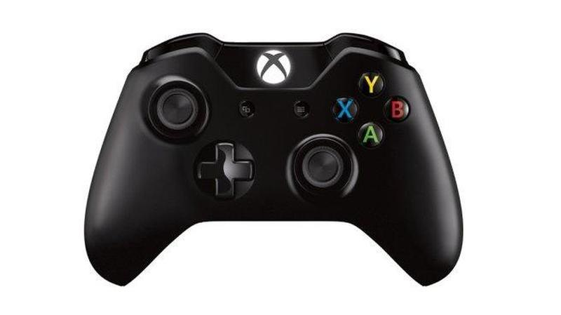 xbox one controller front large