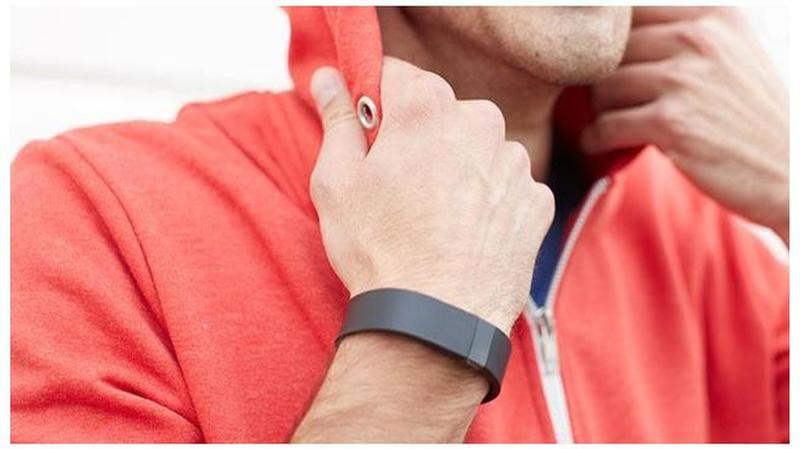 fitbit band wearable