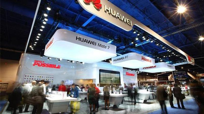 huawei ces2015