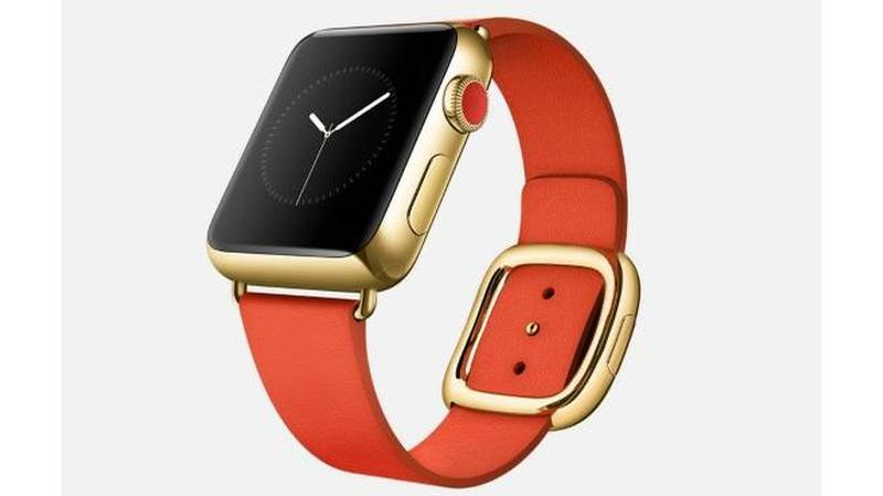 apple watch 18quilates