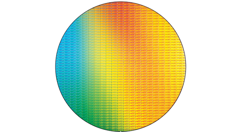 intel broadwell 14nm wafer 100569450 large