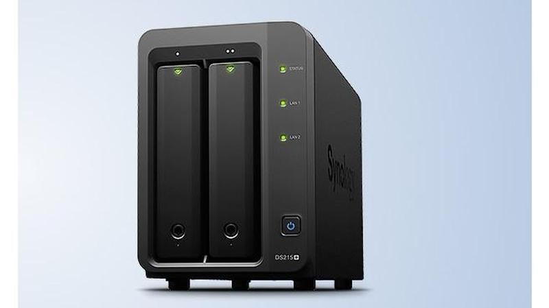 synology ds215