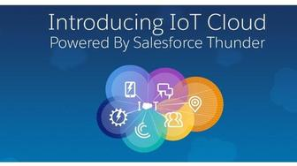Salesforce presenta su propuesta de IoT Cloud en Dreamforce