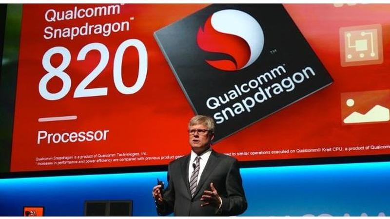 snapdragon820 qualcomm