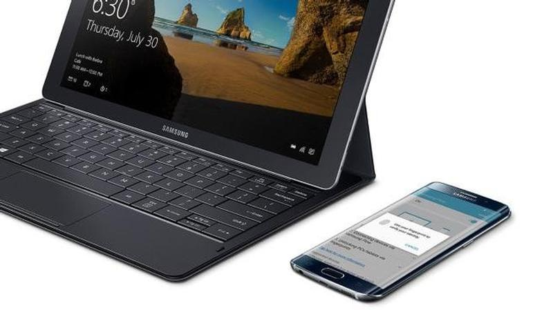 galaxy tab pro s windows10