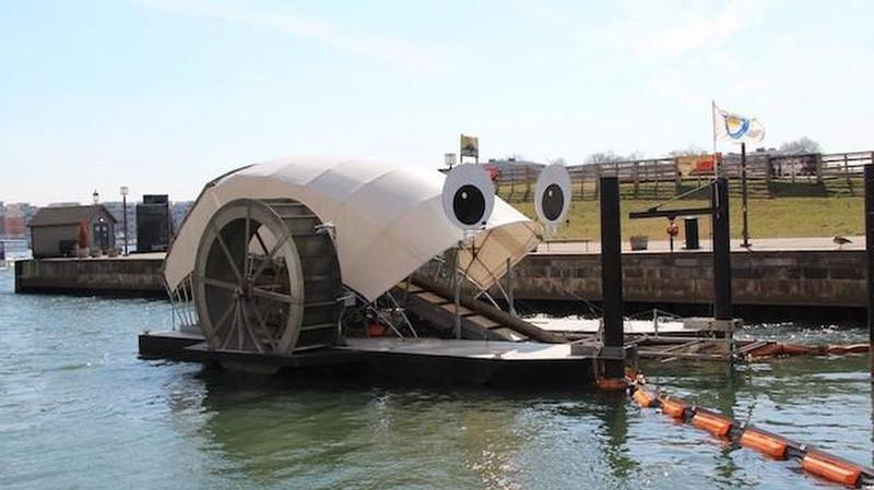 mr trash wheel ok