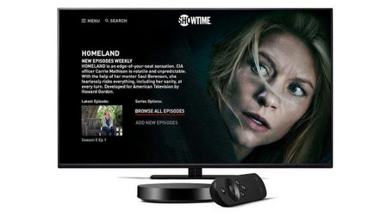 showtime android tv