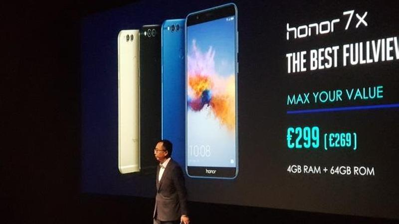 honor 7x small