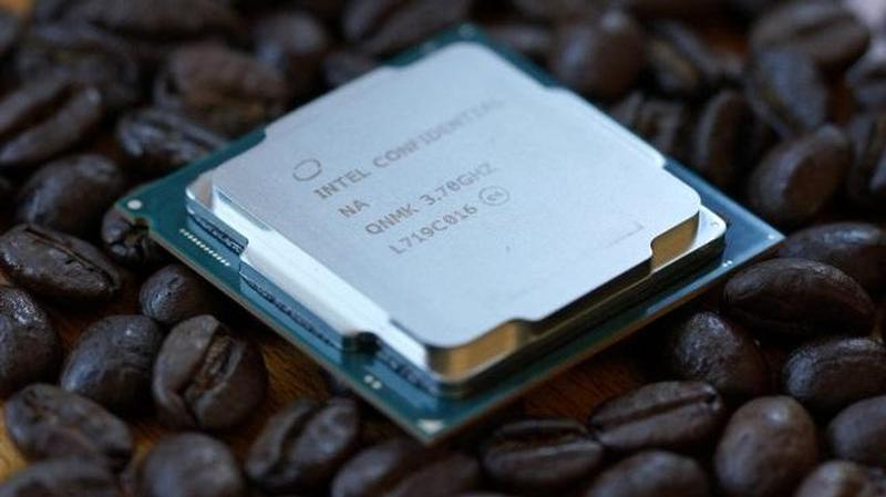 intel coffee lake generacion
