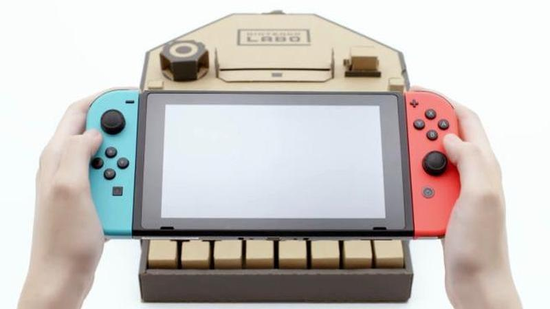 nintendo labo switch small