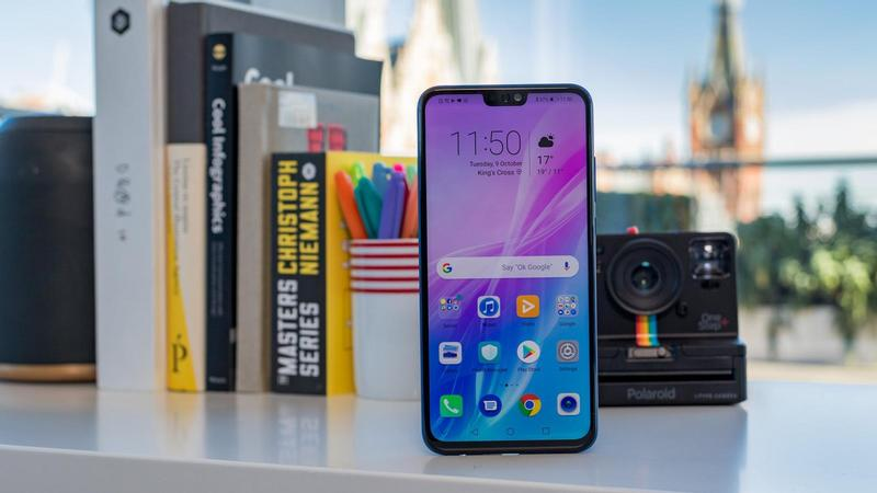 review honor 8x