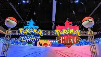 review pokemon sword shield