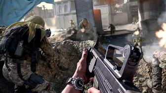 call of duty warfare modern