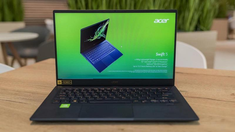 acer swift 5 2019 hands on