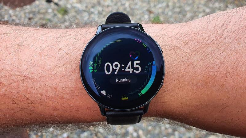 samsung galaxy watch active 2 front