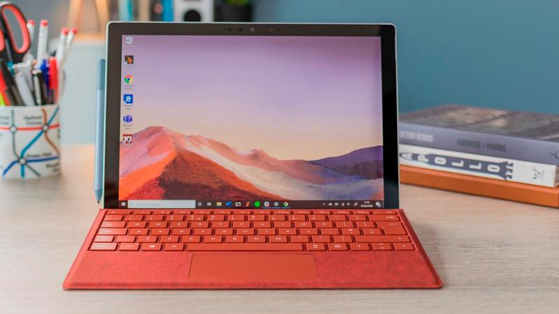surface pro 7 review 1
