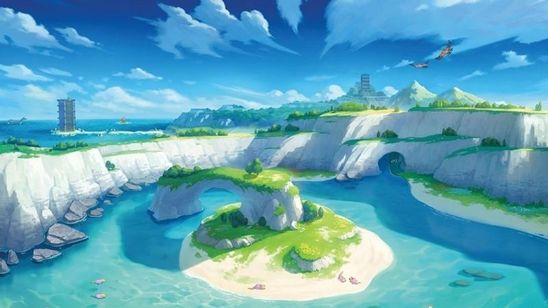 isla armadura pokemon review