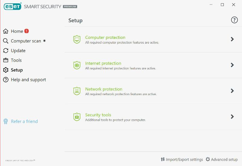 Review ESET Smart Security Premium