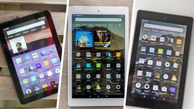 mejores tablets amazon fire
